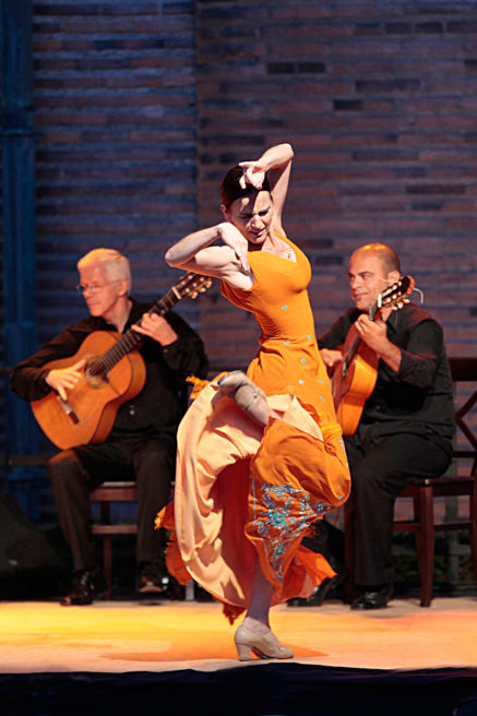 Bettina Castano – Flamenco
