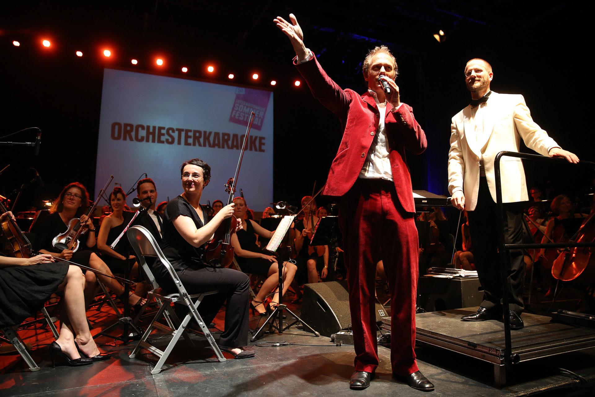 Orchesterkaraoke
