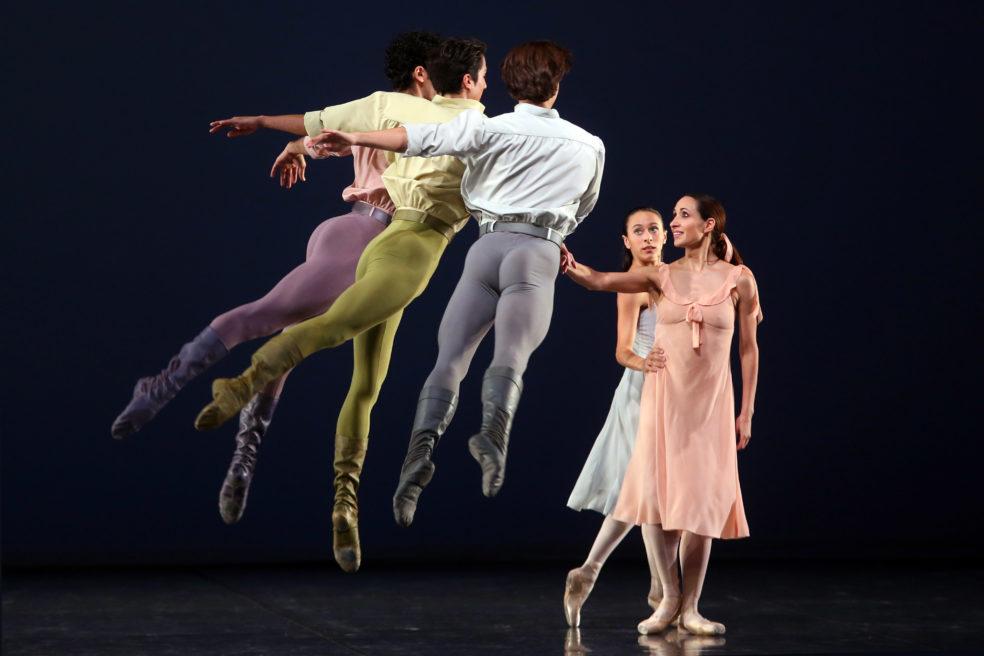 CHOPIN DANCES – HAMBURG BALLETT