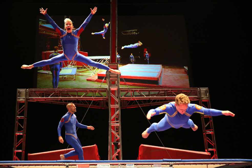 Streb Extreme Action: Sea [Singular Extreme Actions]