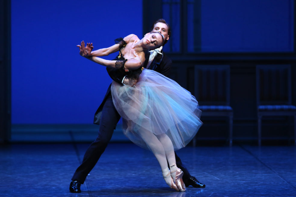 Brahms/Balanchine – Hamburg Ballett