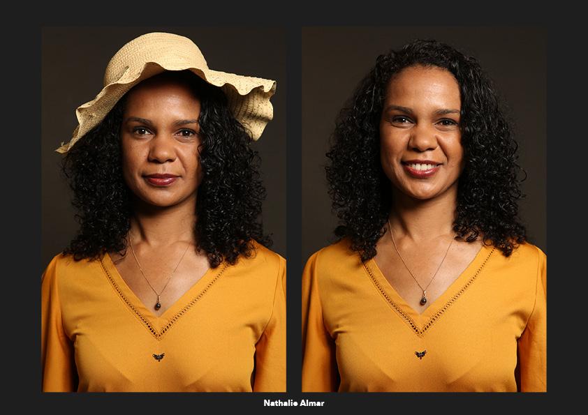 """Nathalie Almar / La Réunion Origines: Je pense à ma grand-mère qui portait souvent le chapeau de paille. Il symbolise pour moi l'image des  femmes """"créoles""""  réunionnaises. Des femmes fortes qui malgré le soleil et la chaleur de notre île, s'attelaient à la tâche sans faiblir. Identités: Mon identité s'appuie sur mes origines, qui en constituent le socle. Mais elle se construit également au rythme des expériences et des rencontres."""