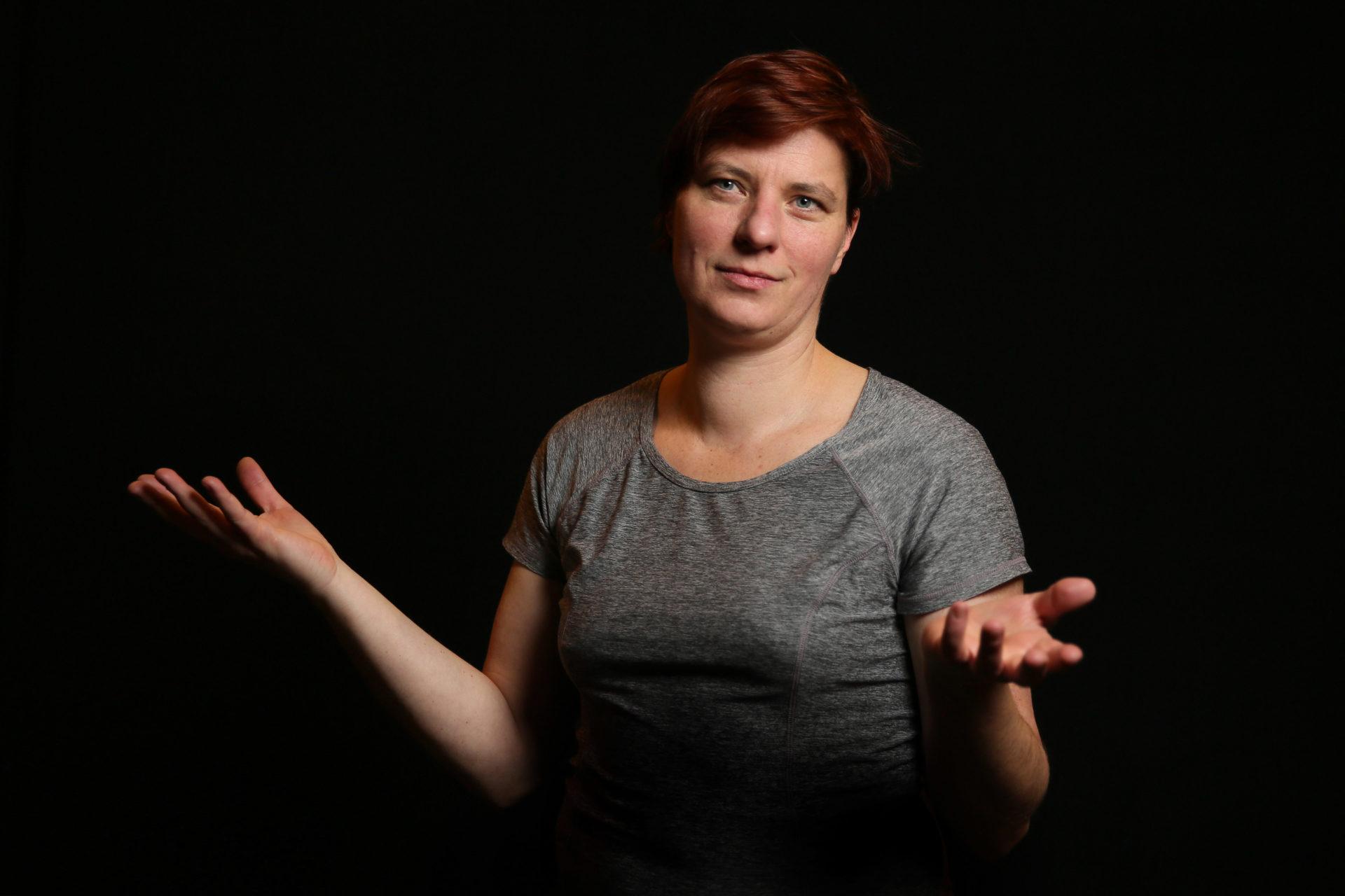 Eva Bernhard - Step by Step Choreografin Hamburg