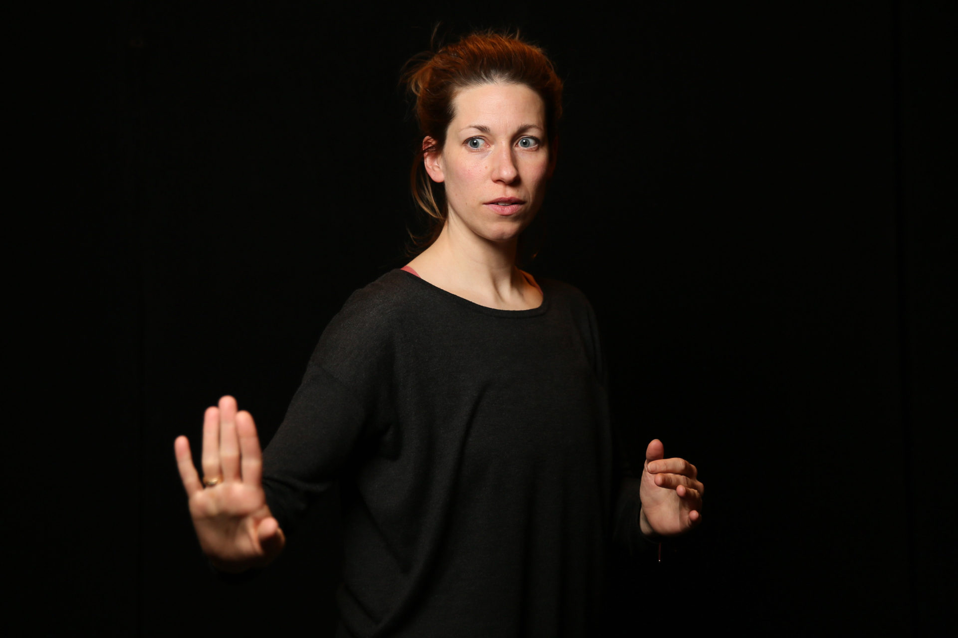 Pepita Carstens - Step by Step Choreografin Hamburg