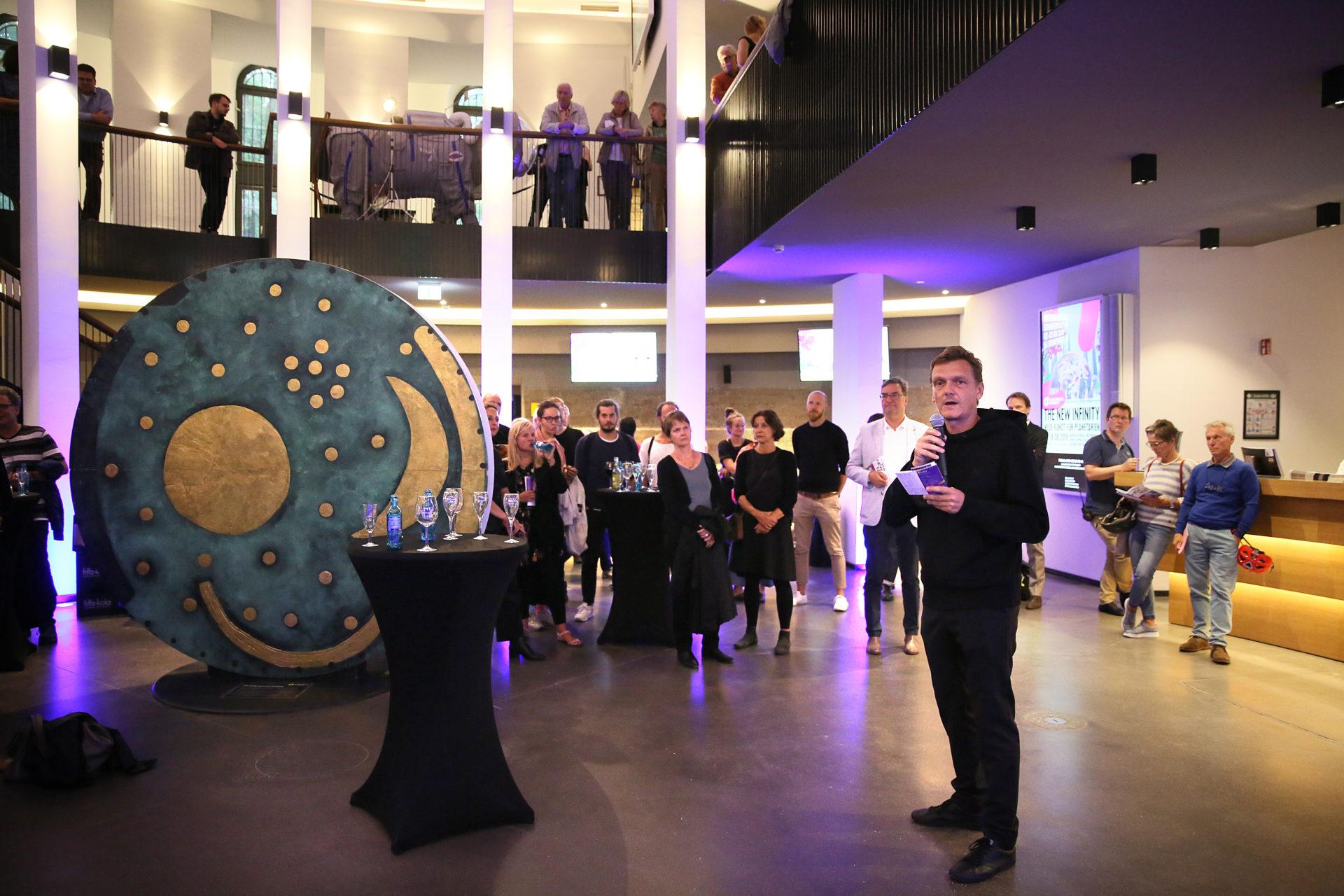 The New Infinity  Planetarium Hamburg Berliner Festspiele